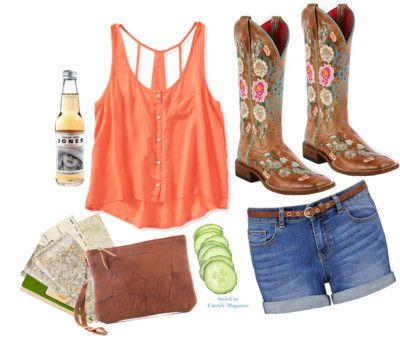 Summer Cowgirl