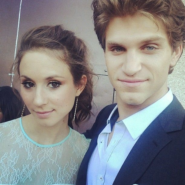 Real Who Pll In Life Toby Is Hookup From