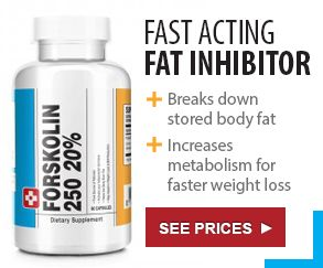 forskolin 250 fast fat burner tablets