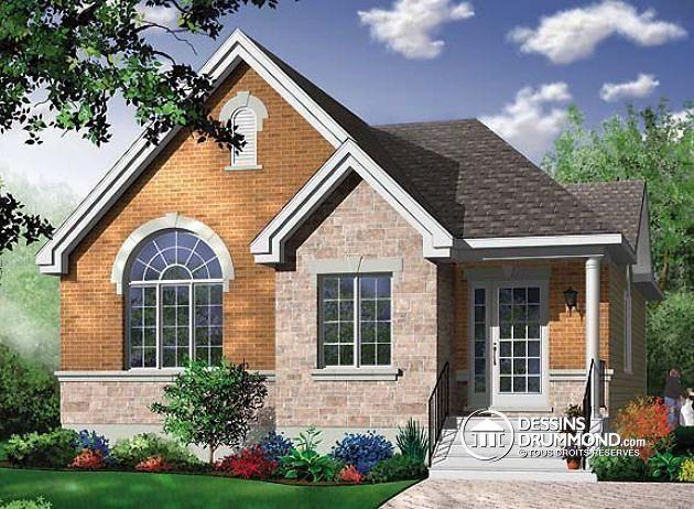 104 best Plan de maison économique images on Pinterest | Garage ...