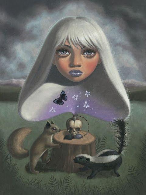 Surrealism and Visionary art: Ana Bagayan