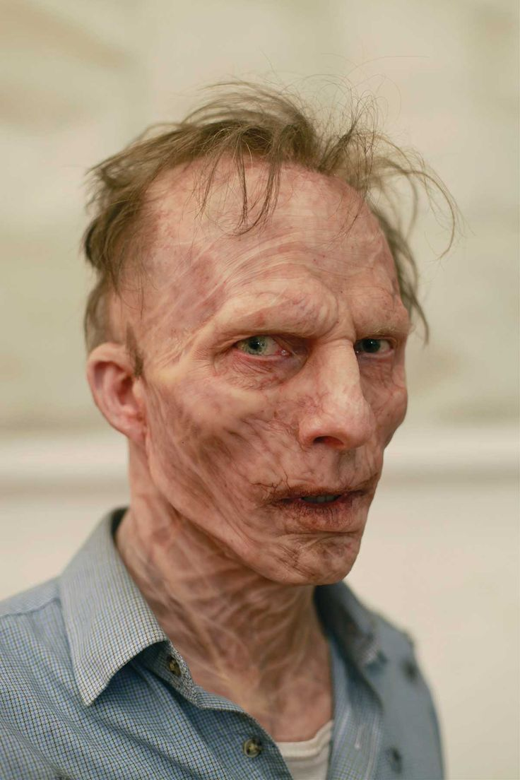 world war z zombie prosthetic - Google Search