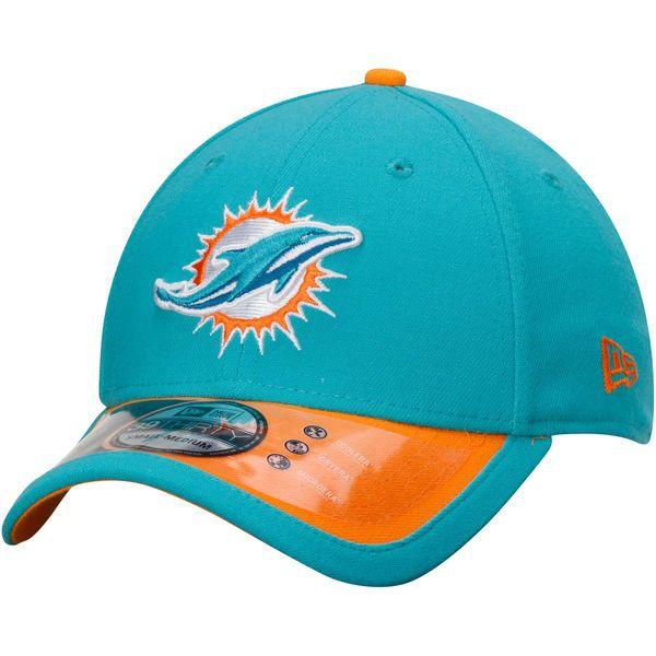 Men's Miami Dolphins Aqua 2015 On-Field 39THIRTY Flex Hat, Today's Sale  Price: