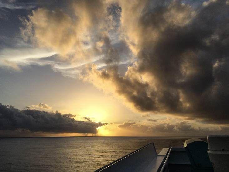 : Als Passagier auf einem Containerschiff (Teil 2)