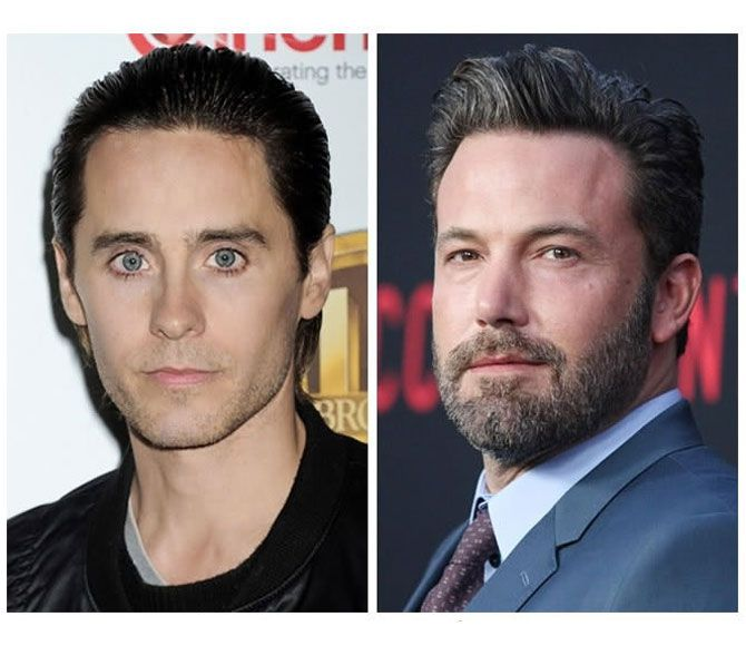 4. JARED LETO AND BEN AFFLECK  Age – 44