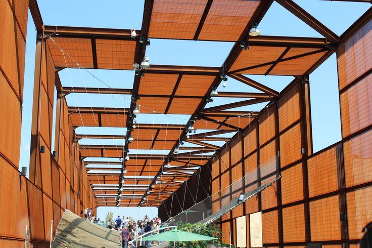 Brazilian Pavilion  Experimental Design