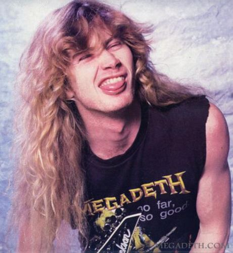 best 25 dave mustaine ideas on pinterest