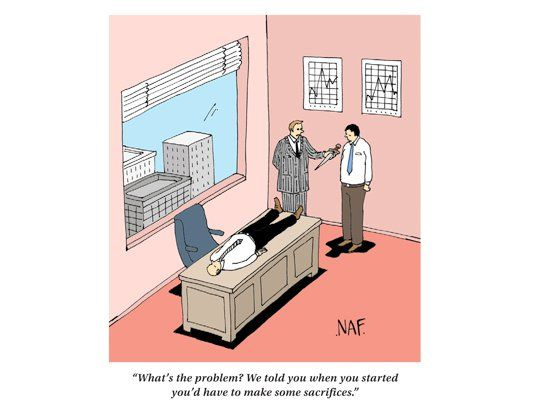 Funny Work Cartoons to Get Through the Week|Reader's Digest