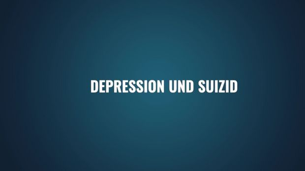 #soistdepression: Depression und Suizid - Frühstücksfernsehen - Sat.1