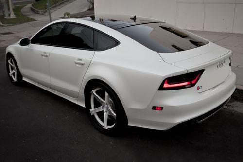 Matte Audi S7