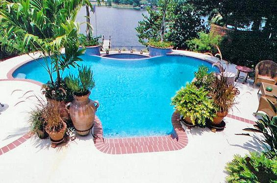 100 best outdoor pools images on pinterest backyard - Above ground swimming pools orlando florida ...