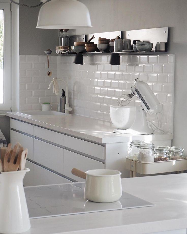 167 best Wohnen Küche images on Pinterest Minimal kitchen