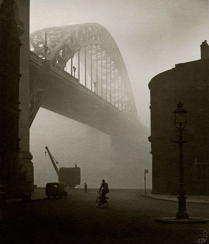 Tyneside Morning, 1950 - Harry Morrison Collection - Photography - Amber Online
