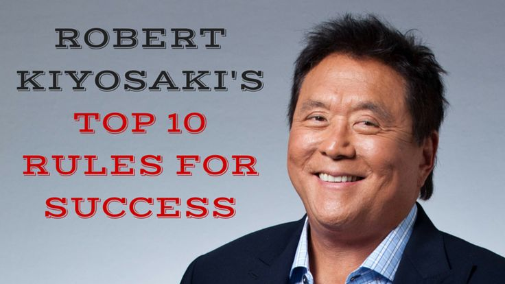 Regardless of what kind of #business you want to build, this information may help: http://brandonline.michaelkidzinski.ws/robert-kiyosakis-top-10-rules-for-success/