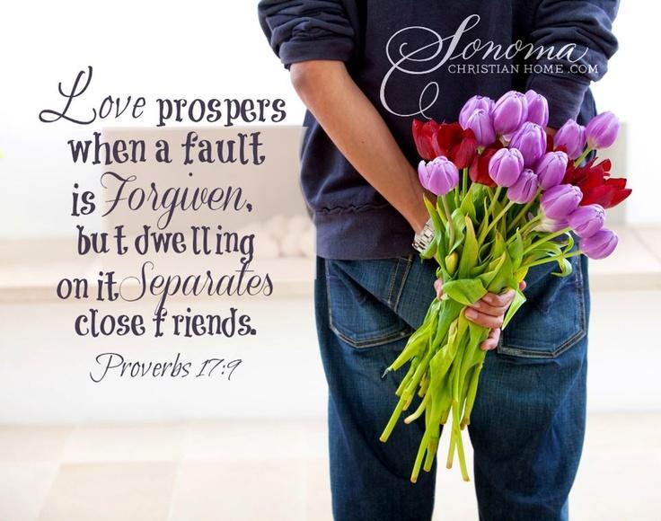 Proverbs 17:9  {RESTORATION WITH JOSEPH<3 I FORGIVE YOU JOSEPH<3}  {<3JosephRestored2meDaresay<3Meant2be<3}