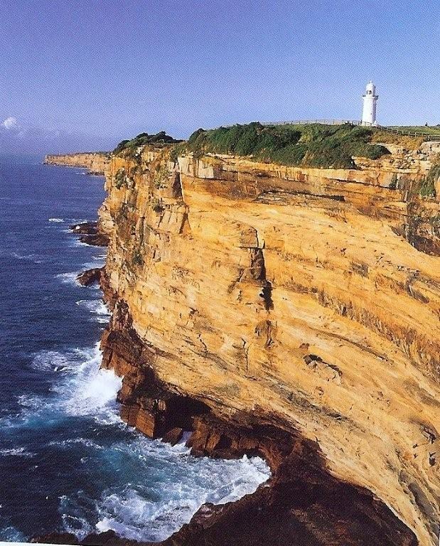 Macquarie Lighthouse, New South Wales Australia