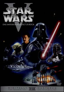 Star Wars Episode 5- The Empire Strikes Back.