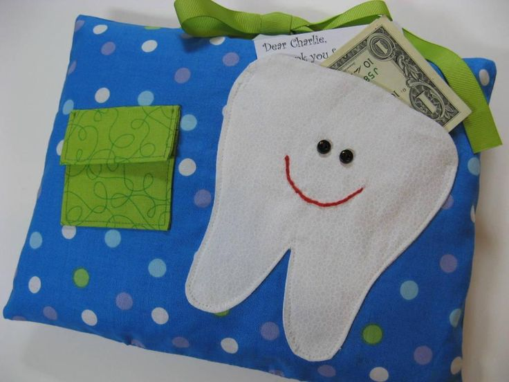 Tooth Fairy Mug Rug Or Pillow Summer Tooth Fairy