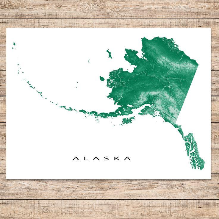 Best US State Landscape Maps Images On Pinterest Map Art Art - Landscape map of usa