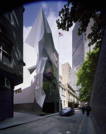 Completed in 2007 by McBride Charles Ryan - Ridgeway Place
