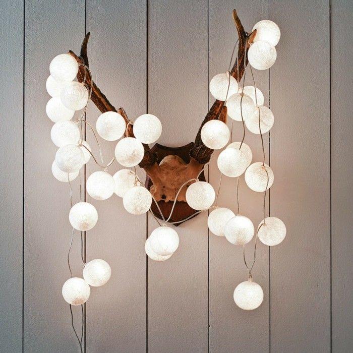 Más de 1000 ideas sobre Guirlande Boule Lumineuse en Pinterest ...