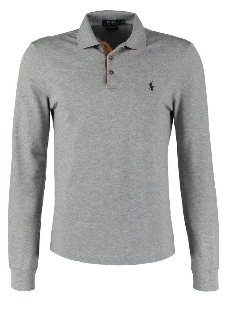 Polo Ralph Lauren SLIM FIT Poloshirt andover heather Premium bei Zalando.de | Material Oberstoff: 97% Baumwolle, 3% Elasthan | Premium jetzt versandkostenfrei bei Zalando.de bestellen!