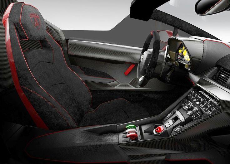 2014 lamborghini veneno roadster interior design