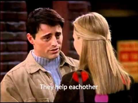 Joey and Phoebe belong together - YouTube