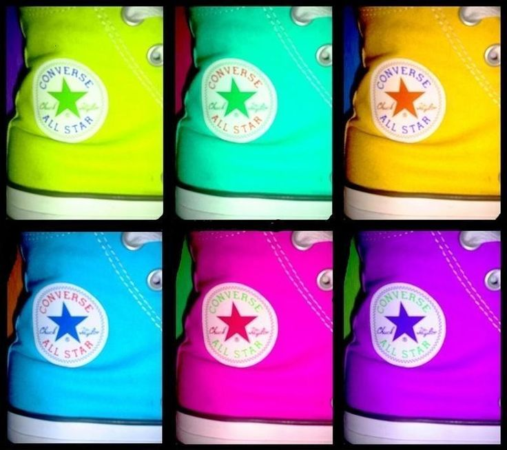 Chuck Taylor Converse Shoes Colorful | converse1