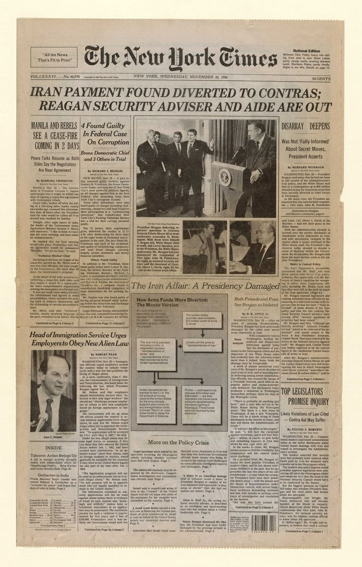 president reagan's 1986 memorial day speech