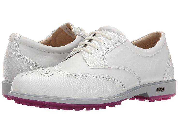 ECCO GOLF Classic Golf Hybrid. #eccogolf #shoes #