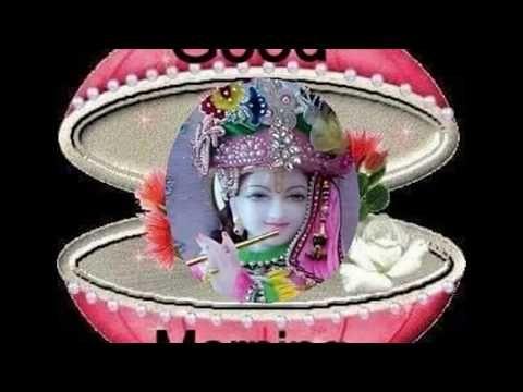 Good Morning Lord Krishna | RadheShyam | Lord Krishna Images | Jai Shri Krishna - YouTube