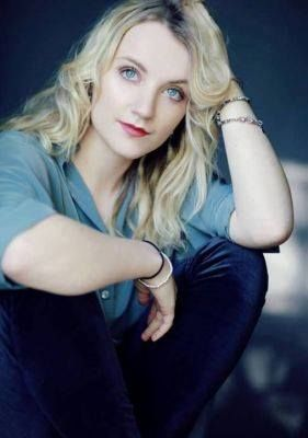 Evanna Lynch / Luna Lovegood #HarryPotter