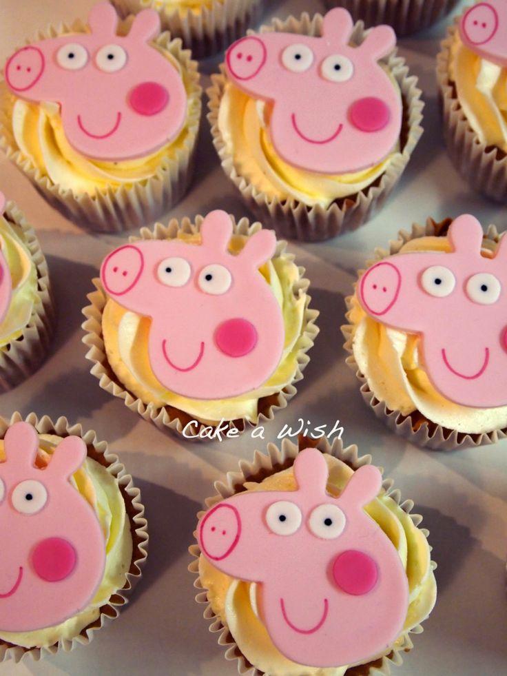 #peppapig #cupcakes