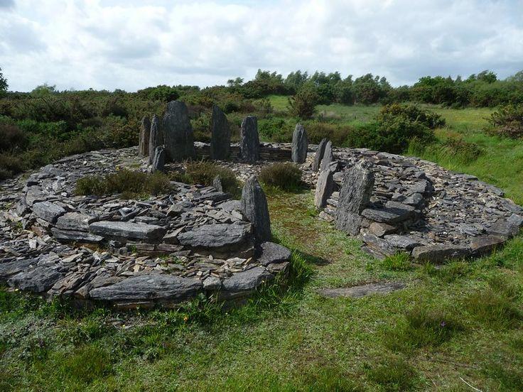 Cairn de Saint Just, Morbihan