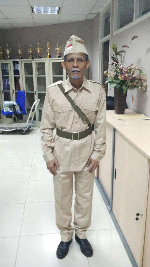 Sewa Kostum Tentara Kemerdekaan di Cikarang Bekasi hub 0817 661 6654