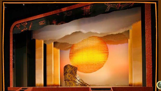 lion king jr musical set design
