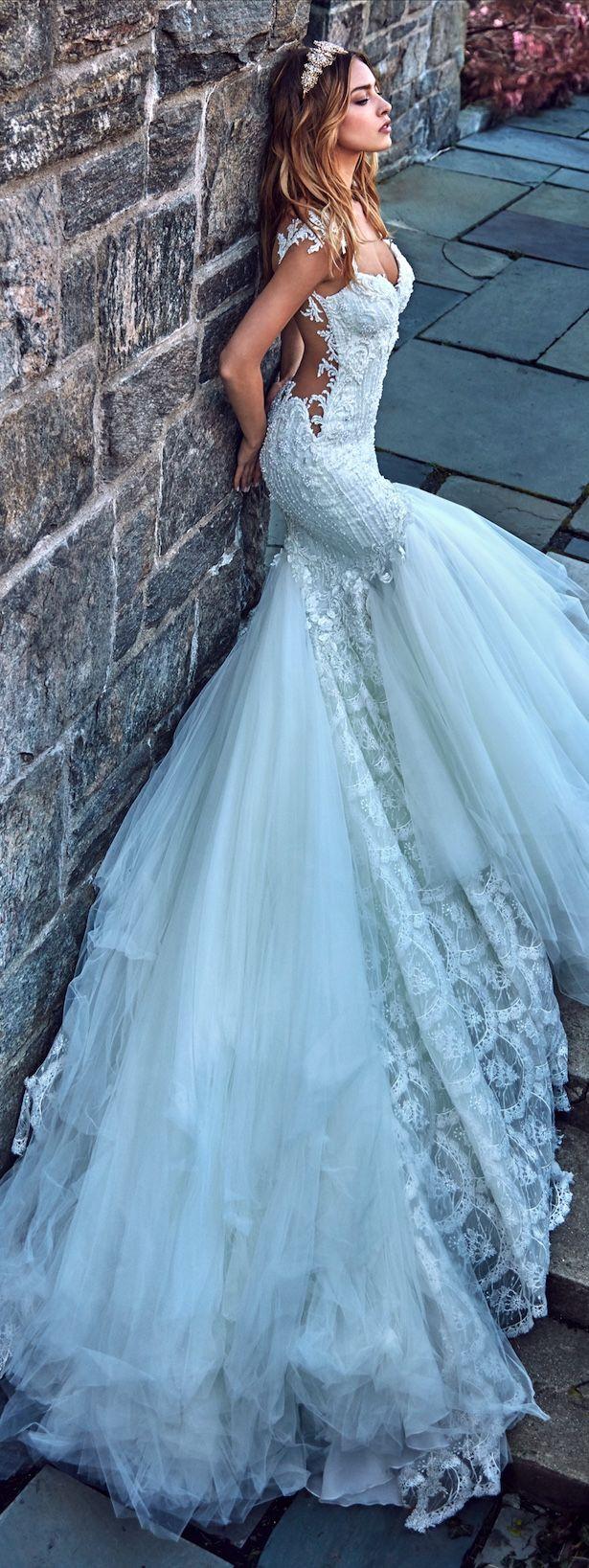 50 best Gelinlikler images on Pinterest | Wedding bridesmaid dresses ...