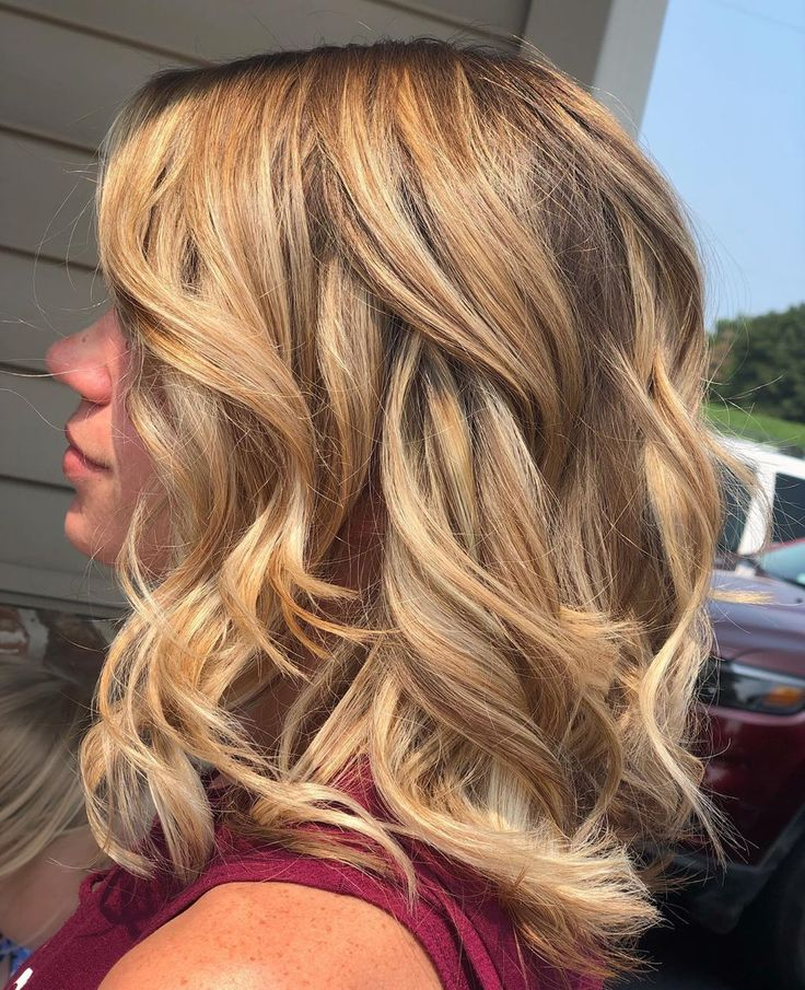 Sunrise Highlights Balayage Beauty Likes Pretty Michigan Mi Summerhair Hair Haircut Curls Shorthai Long Hair Styles Hair Styles Summer Hairstyles