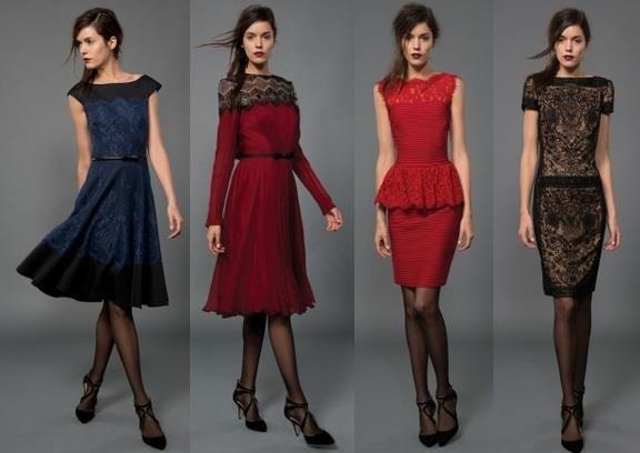 Женская мода вечернее платье на новый год