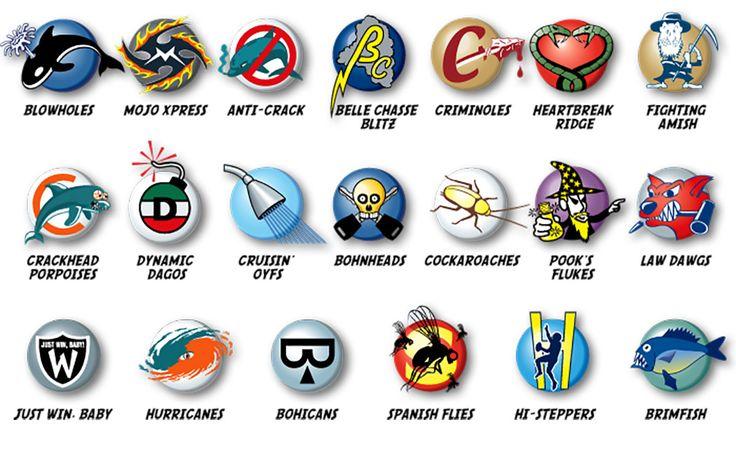 Funny Fantasy Football League Names. Don't laugh :)