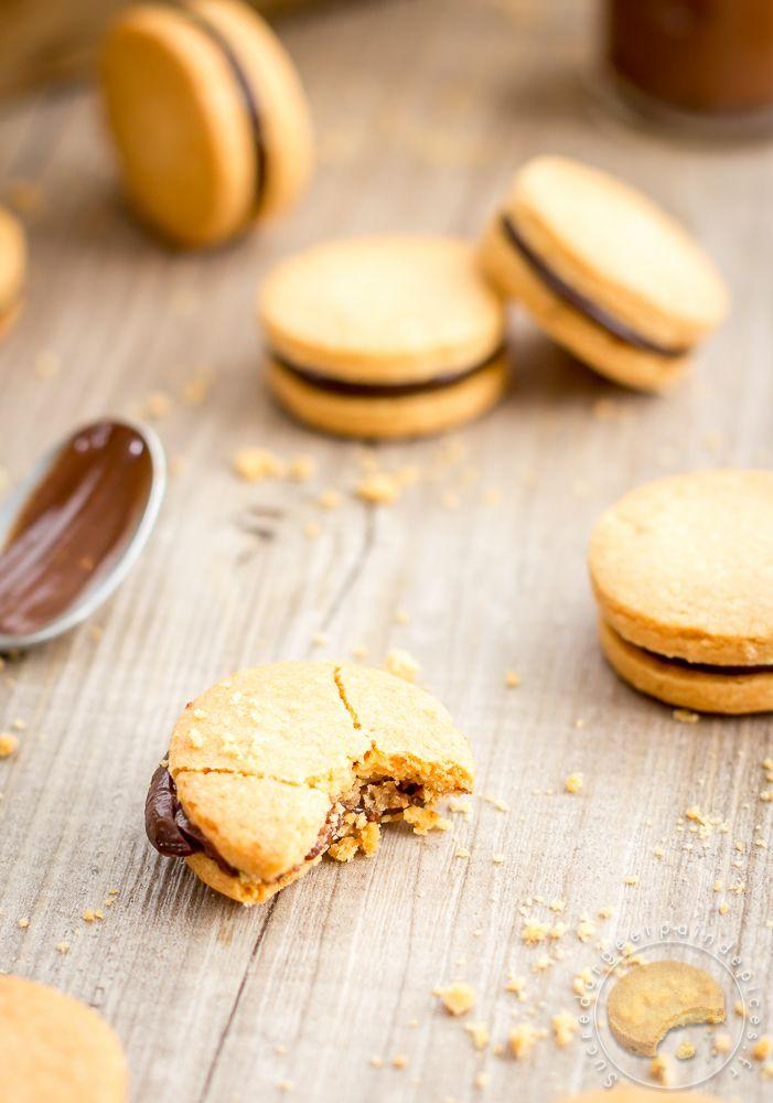 Détails sur la recette Nom de la recetteAdorables petits biscuits auxquels vous ne pourrez pas résister (sablés et crémeux au chocolat noir) Publiée le 2016-01-05Temps de préparation 1HTemps de cuisson 0H25M Temps total (avec temps de repos) 1H25Note 5 Based …