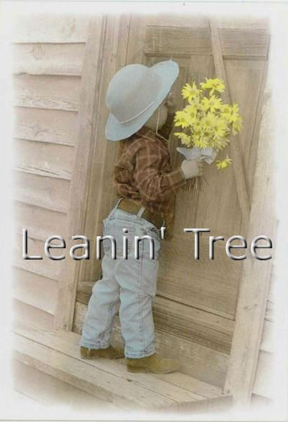 Leanin' Tree Flowers For My Darlin Love Greeting Card