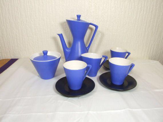 Dutch De Driehoek Huizen Pottery Very Rare by TheMewsCottage