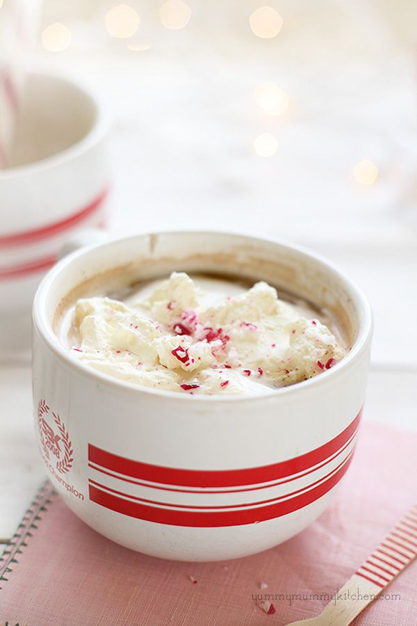 How to make peppermint hot chocolate christmas peppermint hot chocolate christmas ideas gift ideas christmas gift ideas