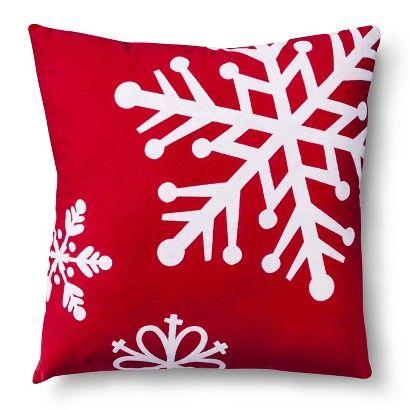 Christmas Pillow (: