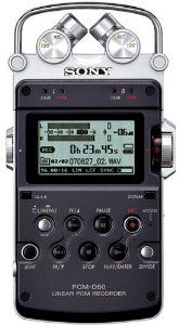 Sony Linear Pcm Recorder PCM-D50 [Japan Import] by Sony  http://www.60inchledtv.info/tvs-audio-video/portable-audio-video/digital-voice-recorders/sony-linear-pcm-recorder-pcmd50-japan-import-com/