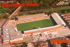 burnden park - went there a few times with my dad, not sure he would be as keen to go to Asda lol