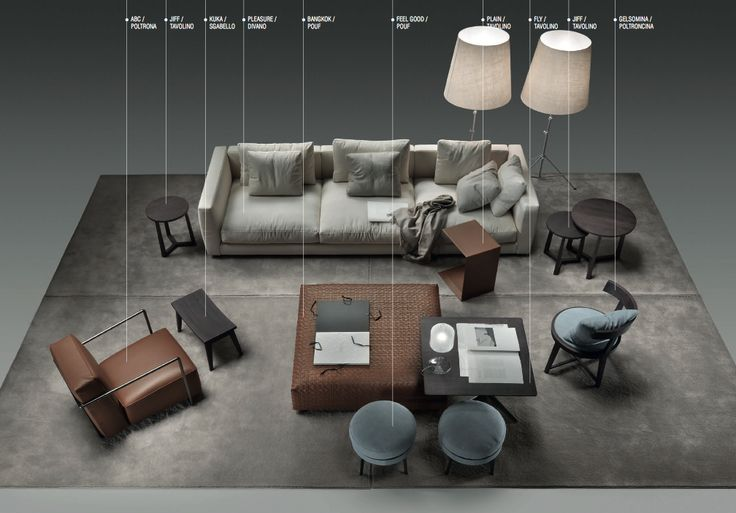 15 Best Flexform Campaign Images On Pinterest Sectional