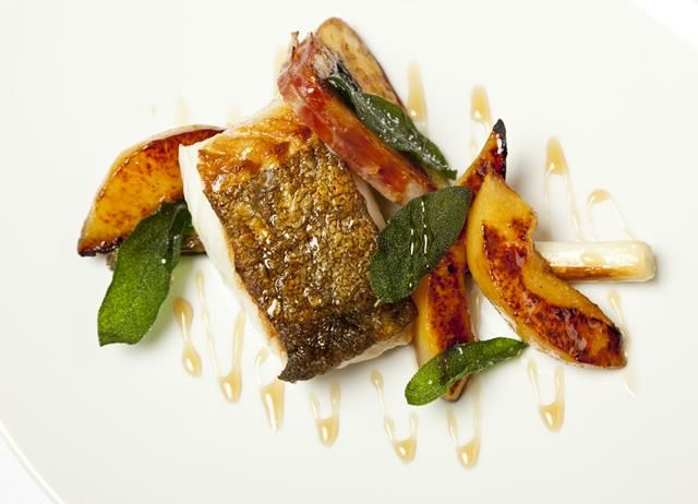 How to pan-fry cod